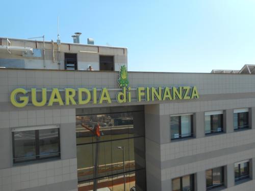 Guardia di Finanza Fiumicino