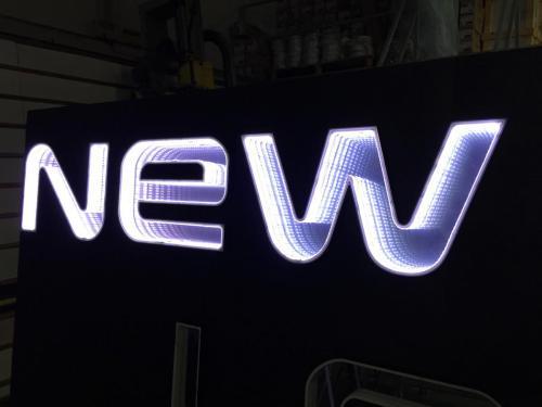 new 3d led